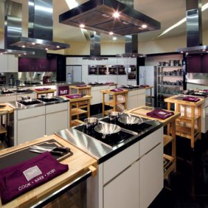 Baking and Cooking class