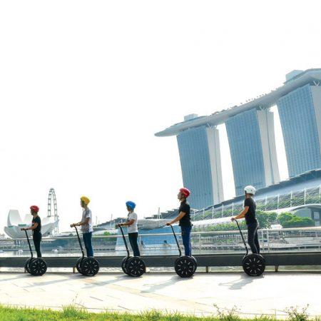 Segway tour Singapore