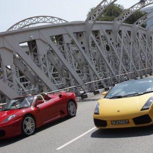 Super Car - Lambo or Ferrari experience