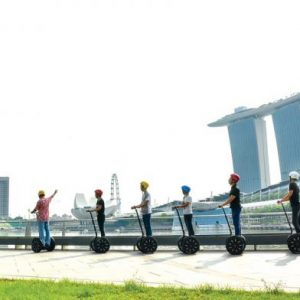 marina bay Segway tour Singapore