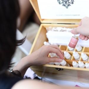 perfume workshop