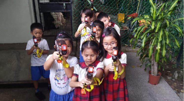 Kids Laser Tag Party Singexperience