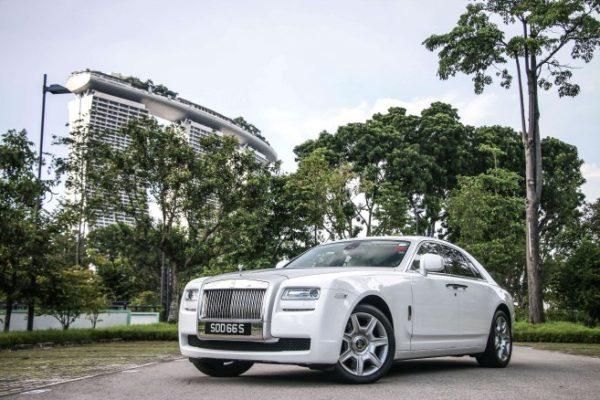 Ultimate Rolls Royce Luxury