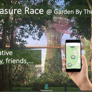Treasure Race @ GBTB