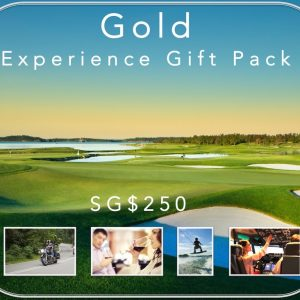Gold Experience Gift Pack