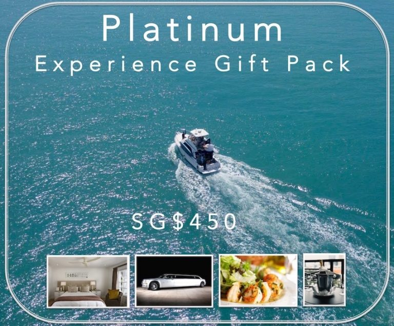 Platinum Experience Gift Pack