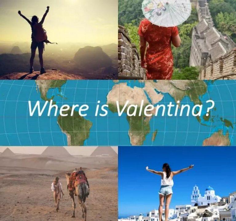 Searching for Valentina – Virtual Treasure Hunt